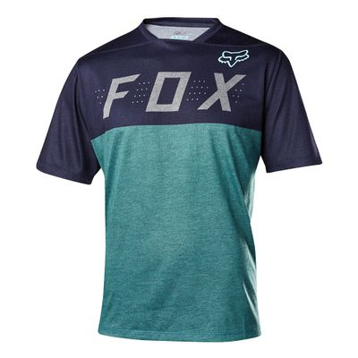 CAMISA-FOX-INDICATOR-SS-AZUL-S-0