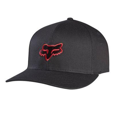 BONE-FOX-LEGACY-FLEXFIT-16-PRETO-VERMELHO-L-XL-0