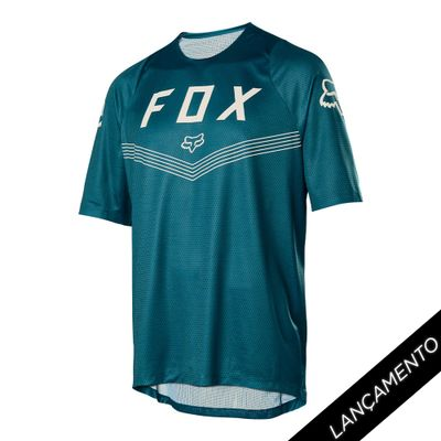 CAMISA-FOX-DEFEND-SS-FINE-LINE-AZUL-L-0