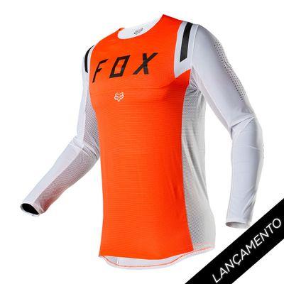 CAMISA-FOX-FLEXAIR-HOWK-LARANJA-L-0