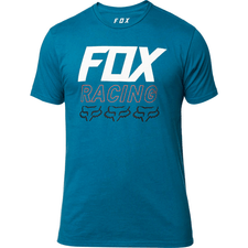 CAMISETA FOX OVERDRIVE AZUL1
