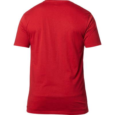 CAMISETA FOX SHIELD RED2