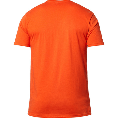 CAMISETA FOX SHIELD ORANGE2