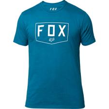 CAMISETA FOX SHIELD BLUE1