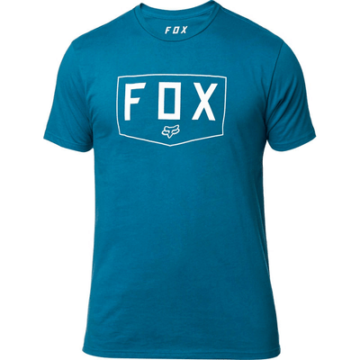 CAMISETA FOX SHIELD BLUE1