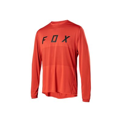 Camisa-para-Ciclismo-RANGER-LS-FOX-JERSEY-ORANGE