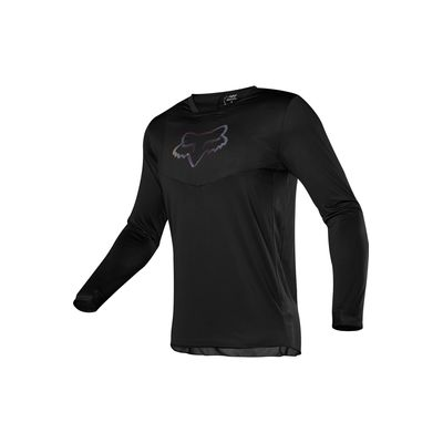 Camisa-Motocross-AIRLINE-PRETA
