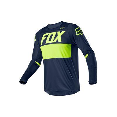 Camisa-de-Motocross-360-BANN-NAVY