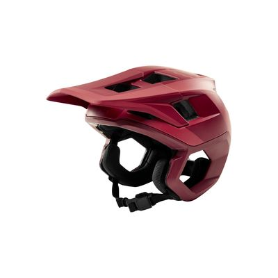 FOX-BIKE-CAPACETE-DROPFRAME-RED