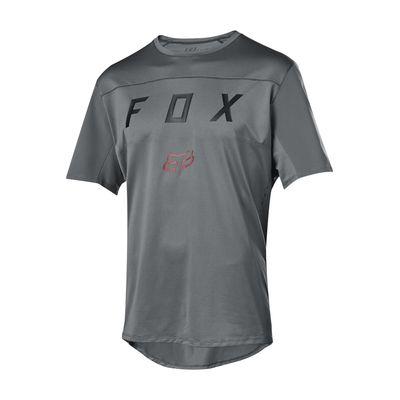 Camisa-MTB-FLEXAIR-SS-MOTH-Cinza