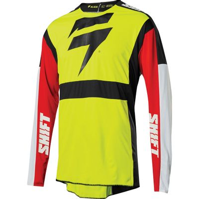 Camisa-Shift-Mx-3lack-Race-2-Yellow-6