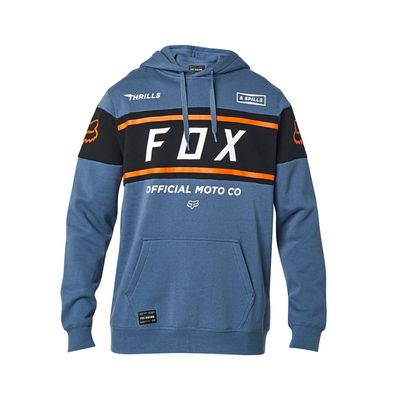 Moleton-FOX-Official-Pullover-Blue