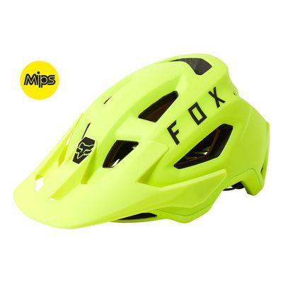 CAPACETE-FOX-SPEEDFRAME-AMARELO-FLUOR-MIPS-0